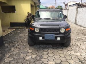 Toyota FJ Cruiser 2007 Base 4x4 Gray | Cars for sale in Rivers State, Port-Harcourt