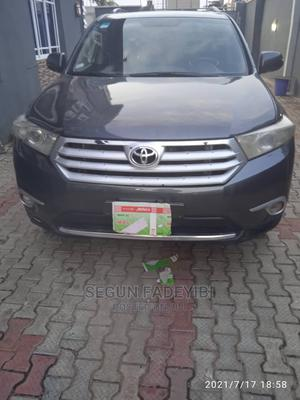 Toyota Highlander 2008 Limited Gray | Cars for sale in Lagos State, Abule Egba
