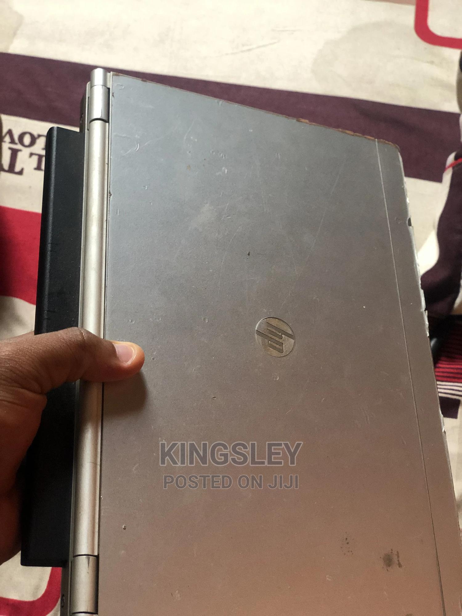 Laptop HP EliteBook 2170P 4GB Intel Core i5 320GB | Laptops & Computers for sale in Ikeja, Lagos State, Nigeria