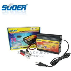 12v 20w Inverter Battery Charger | Electrical Equipment for sale in Lagos State, Mushin