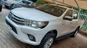 New Toyota Hilux 2020 White   Cars for sale in Abuja (FCT) State, Asokoro