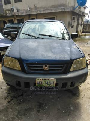 Honda CR-V 2004 EX 4WD Automatic Blue | Cars for sale in Delta State, Oshimili South