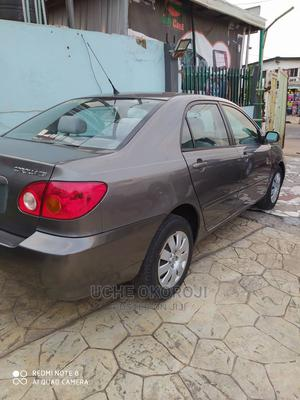 Toyota Corolla 2006 LE Gray | Cars for sale in Lagos State, Ikeja