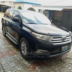 Toyota Highlander 2012 Limited Black | Cars for sale in Lagos State, Ikeja