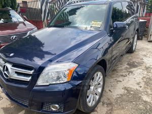 Mercedes-Benz GLK-Class 2012 350 4MATIC Blue | Cars for sale in Lagos State, Ogba