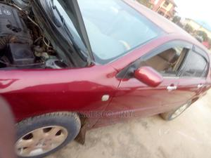 Toyota Corolla 2004 Red   Cars for sale in Akwa Ibom State, Uyo