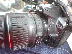 Used Nikon D5300 Dslr Camera +18-55mm Lens+Battery+ Charger   Photo & Video Cameras for sale in Lagos State, Ikeja