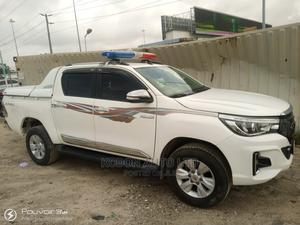 Toyota Hilux 2016 SR HI-RIDER White   Cars for sale in Lagos State, Lekki