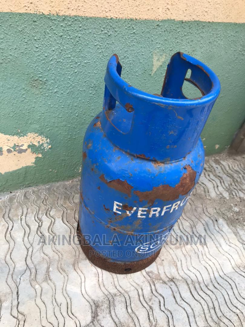 Archive: 12.5kg Gas Cylinder