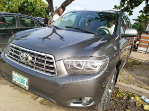Toyota Highlander 2011 SE Gray   Cars for sale in Lagos State, Amuwo-Odofin