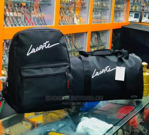 LUXURY Lacoste Backpack for Bosses   Bags for sale in Lagos State, Lagos Island (Eko)