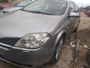 Nissan Almera 2002 Tino Gray   Cars for sale in Abuja (FCT) State, Karu