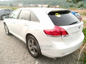 Toyota Venza 2010 V6 AWD White | Cars for sale in Abuja (FCT) State, Katampe