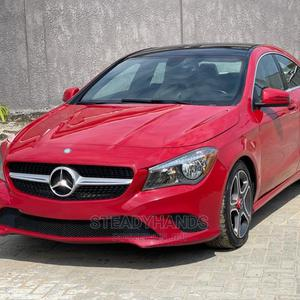 Mercedes-Benz CLA-Class 2015 Red | Cars for sale in Lagos State, Lekki