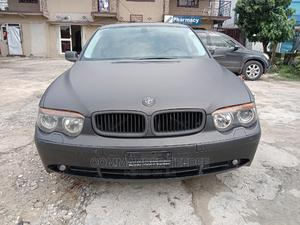BMW 7 Series 2008 Black | Cars for sale in Rivers State, Port-Harcourt