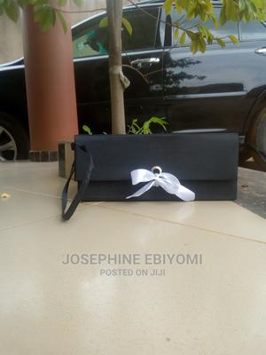 Black Flip Open Box | Arts & Crafts for sale in Lagos State, Abule Egba