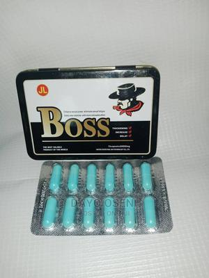 Boss Man Power Tablets   Sexual Wellness for sale in Lagos State, Ikoyi