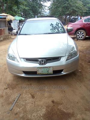 Honda Accord 2005 Gray | Cars for sale in Abuja (FCT) State, Gwarinpa