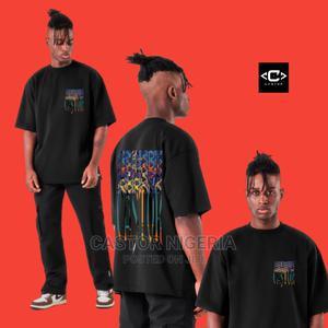 Yataguan Castor Oversized T-Shirt   Clothing for sale in Oyo State, Ibadan