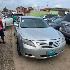 Toyota Camry 2008 2.4 LE Silver | Cars for sale in Lagos State, Agege