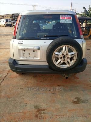 Honda CR-V 2000 2.0 Automatic Silver | Cars for sale in Lagos State, Ikorodu