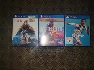Anthem-N10,000 Battlefield v 5-10,000 Fifa 19-N6000 | Video Games for sale in Lagos State, Agege