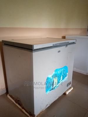 Neatly Used Chest Freezer for Sale | Kitchen Appliances for sale in Oyo State, Ibadan