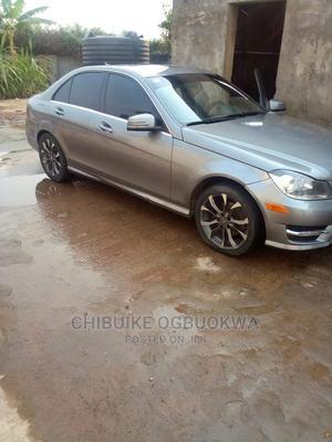 Mercedes-Benz C300 2008 Gray | Cars for sale in Kogi State, Lokoja