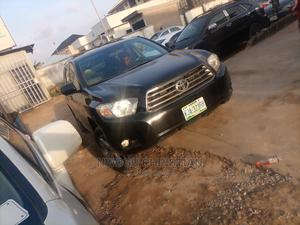 Toyota Highlander 2008 Black   Cars for sale in Lagos State, Ikotun/Igando