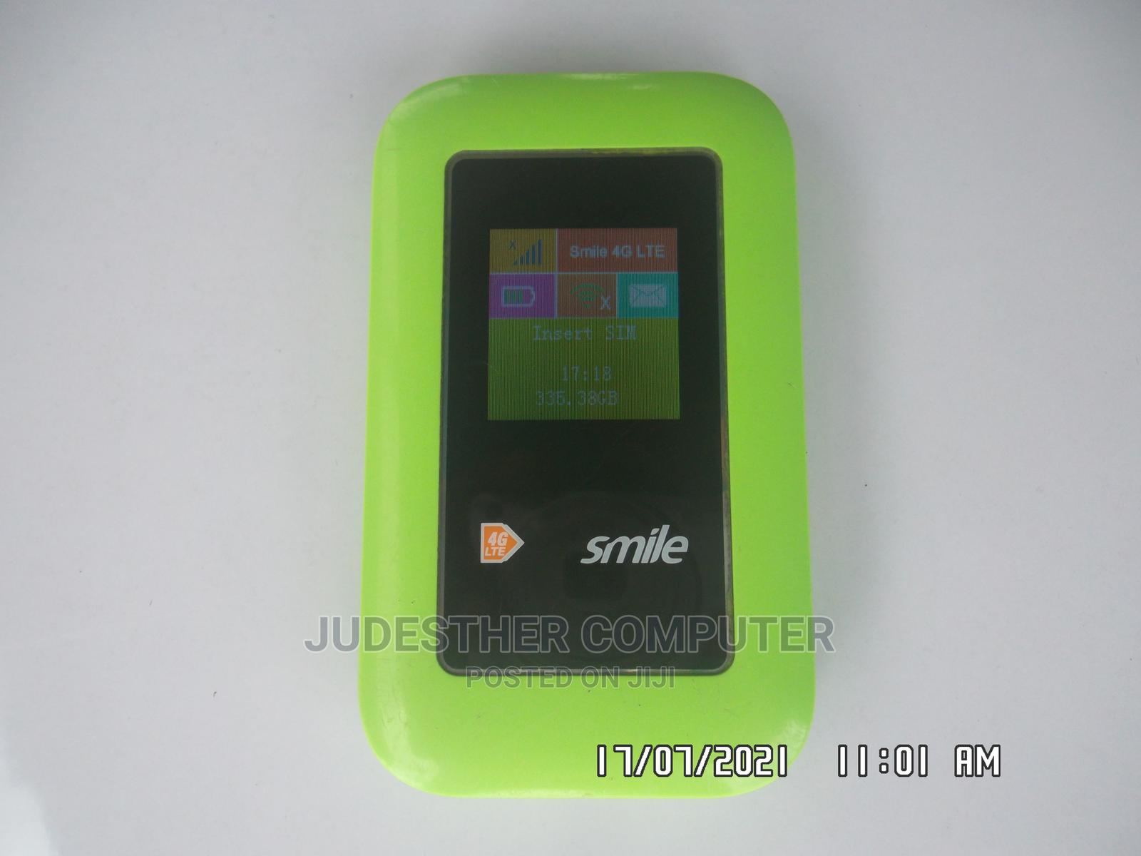 Smile 4G LTE Sm-Lt200+ Mifi