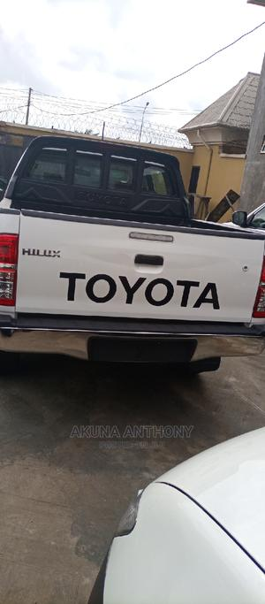 Toyota Hilux 2014 White | Cars for sale in Lagos State, Alimosho