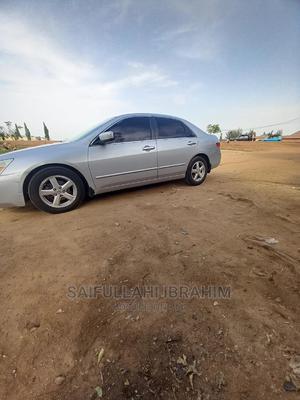 Honda Accord 2004 Sedan EX Silver | Cars for sale in Katsina State, Katsina
