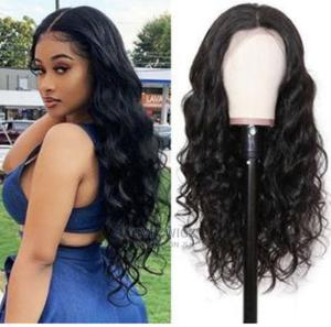 Classy Human Hair Wavy Wigs   Hair Beauty for sale in Lagos State, Surulere