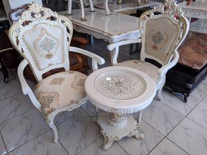 Coffee Table and 2 Chairs | Furniture for sale in Lagos State, Ojo