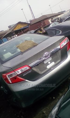 Toyota Camry 2013 Green   Cars for sale in Lagos State, Amuwo-Odofin