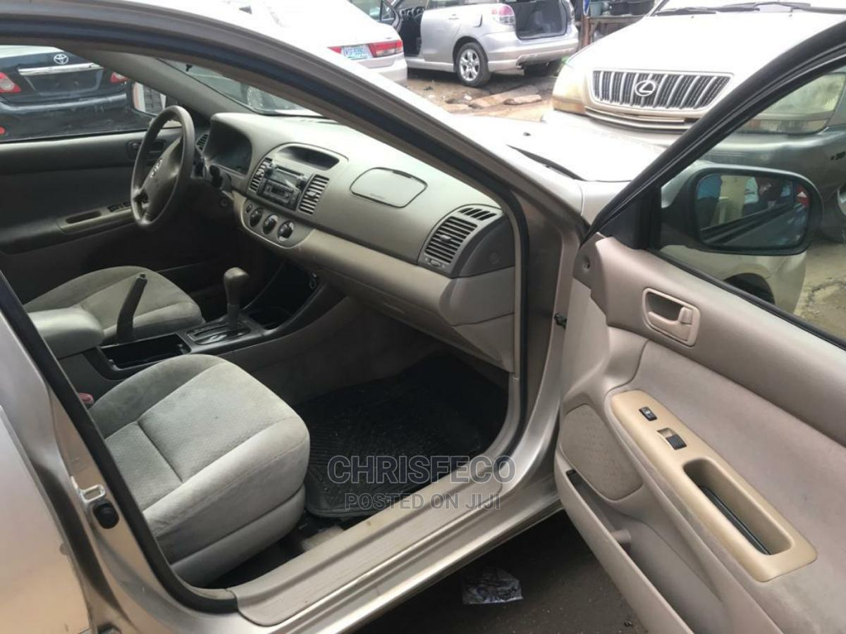 Toyota Camry 2005 Gold | Cars for sale in Ikeja, Lagos State, Nigeria