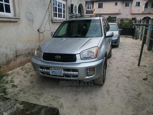 Toyota RAV4 2003 Automatic Silver | Cars for sale in Delta State, Udu