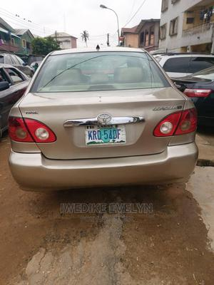 Toyota Corolla 2005 CE Gold   Cars for sale in Lagos State, Mushin
