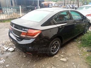 Honda Civic 2014 Black   Cars for sale in Abuja (FCT) State, Garki 2