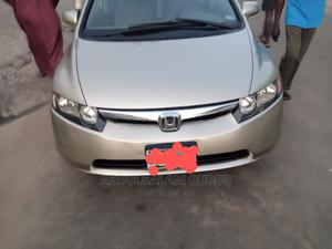 Honda Civic 2007 1.8 Gold   Cars for sale in Lagos State, Surulere