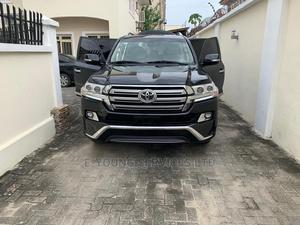 Toyota Land Cruiser 2021 Black | Cars for sale in Lagos State, Victoria Island