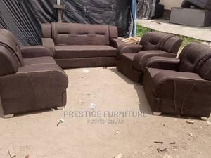 A Standard 7sitter of Sofa | Furniture for sale in Lagos State, Agege