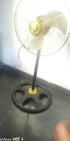 Clean Standing Fan   Home Appliances for sale in Delta State, Warri
