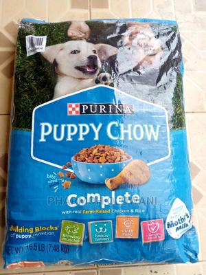 Puppy Chow | Pet's Accessories for sale in Oyo State, Oluyole