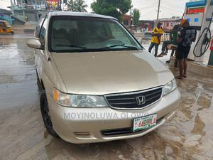 Honda Odyssey 2002 LX Gold | Cars for sale in Lagos State, Abule Egba