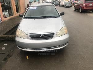 Toyota Corolla 2007 CE Silver | Cars for sale in Lagos State, Ajah