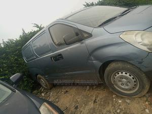Hyundai H1 2012 2.4 GLS Gray   Buses & Microbuses for sale in Rivers State, Port-Harcourt