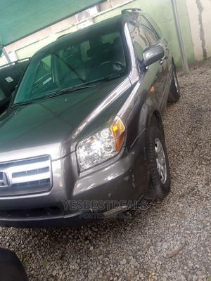 Honda Pilot 2008 EX-L 4x2 (3.5L 6cyl 5A) Gray | Cars for sale in Abuja (FCT) State, Garki 1