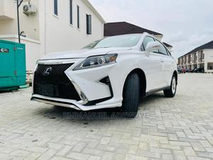 Lexus RX 2018 350 AWD White | Cars for sale in Kwara State, Ilorin West