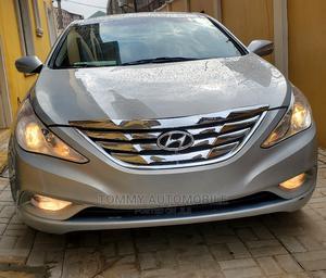Hyundai Sonata 2012 Blue | Cars for sale in Lagos State, Agboyi/Ketu